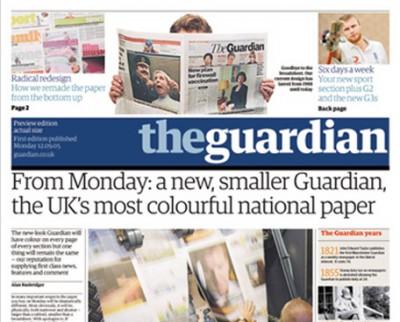 Mark Porter lascia il Guardian