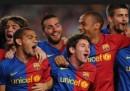 Il Barça e i video: l'anno scorso funzionò