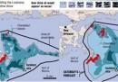 La mappa della macchia (aggiornata)