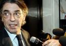 Si riapre Calciopoli, anche Moratti nelle intercettazioni