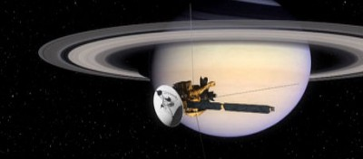 Su Saturno c'è aria di tempesta