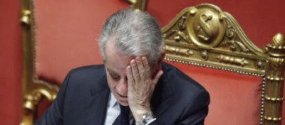 """""""Claudio Scajola impiccato alle sue parole"""""""