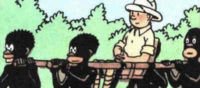 Tintin, il Congo e l'ipercorrettezza