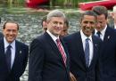 Un altro G8 inutile