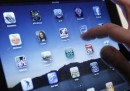 Centomila indirizzi email sottratti dagli iPad 3G