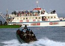 Navi iraniane di aiuti in partenza verso Gaza
