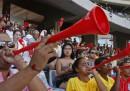 Che cos'è la vuvuzela?