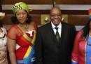 Le tre mogli di Zuma