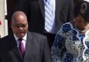 La moglie di Zuma