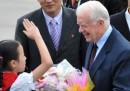 Perché Jimmy Carter è in Corea del Nord