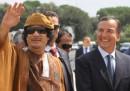 Cinque domande per Gheddafi
