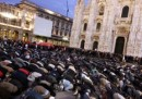 La moschea di Milano
