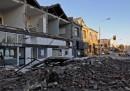 I video del terremoto in Nuova Zelanda