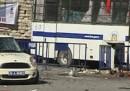 Esplode una bomba a Istanbul