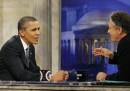 Barack Obama al Daily Show