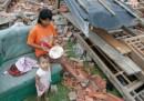 I disastri dell'Indonesia