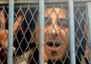 Il blogger Kareem Amer, ancora in carcere