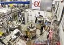Il CERN ha catturato l'antimateria