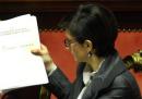 Il Senato approva la riforma Gelmini