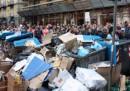 Come va coi rifiuti a Napoli