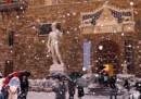 Un giorno di ordinaria follia a Firenze