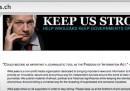 La settimana molto incasinata del sito di Wikileaks