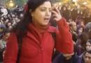 La ragazza che canta a Tunisi