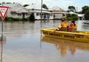 Continuano le inondazioni nel Queensland