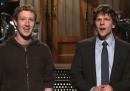 I due Zuckerberg