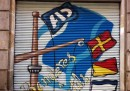Le saracinesche di Barcellona