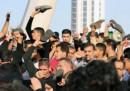 «Anche noi abbiamo piazza Tahrir»