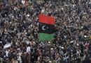 Le foto di venerdì della Libia