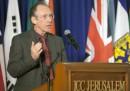 Il discorso di Ian McEwan per Israele