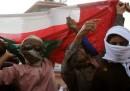 Proteste anche in Oman