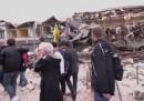 Il video del terremoto
