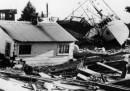 Crescent City e gli tsunami