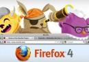 Come è fatto il nuovo Firefox 4