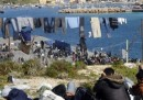La situazione a Lampedusa