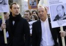 Jude Law e Kevin Spacey contro Lukashenko