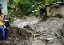 Le alluvioni in Colombia