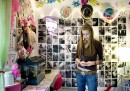 Una ragazza e la sua stanza