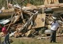 Tempeste e tornado negli Stati Uniti (Foto)