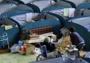 La vita nei centri di accoglienza giapponesi