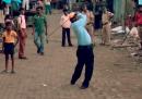 Il golf negli slum di Mumbai