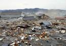 Sulle foto dello tsunami