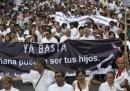 Il Messico protesta contro i narcos