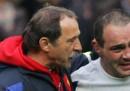 Il nuovo allenatore dell'Italia del rugby