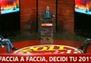 Il dibattito tra i candidati a sindaco di Napoli
