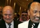 La FIFA squalifica bin Hammam