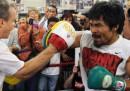 La boxe e Manny Pacquiao
